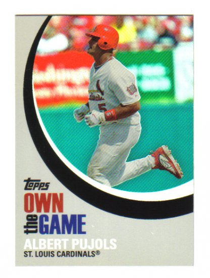 2007 Topps *OWN THE GAME* Lot of 15 - no duplicates