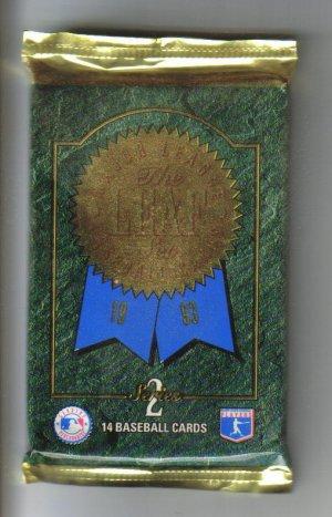 1993 Leaf - Series 2 - Factory  Sealed Pack