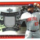 JOHAN SANTANA - 2007 Upper Deck *Game Materials*