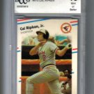 CAL RIPKEN,JR. - 1988 Fleer #570 -BGS/BCCG 10 mint or better