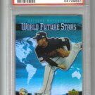 DAISUKE MATSUZAKA - Boston Red Sox -2006 Upper Deck WBC #13 Future Stars BLUE - PSA 10 Gem Mint
