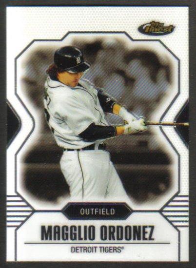 MAGGLIO ORDONEZ - 2007 Topps Finest #4