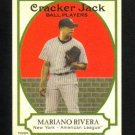 MARIANO RIVERA - NY Yankees -2005 Topps 'Cracker Jack' #130