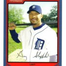 GARY SHEFFIELD - 2007 Topps #70 - BLUE Parallel  #d 36/500