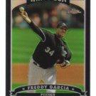 FREDDY GARCIA - 2006 Topps #112 - BLACK Refractor - #490/549