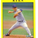 NOLAN RYAN - 1991 Fleer #302