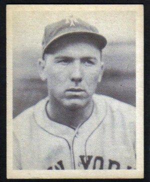 1939 PLAY BALL - NY Giants - JAMES RIPPLE