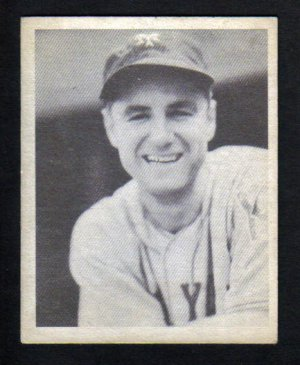 1939 PLAY BALL - NY Giants - BILL JURGES