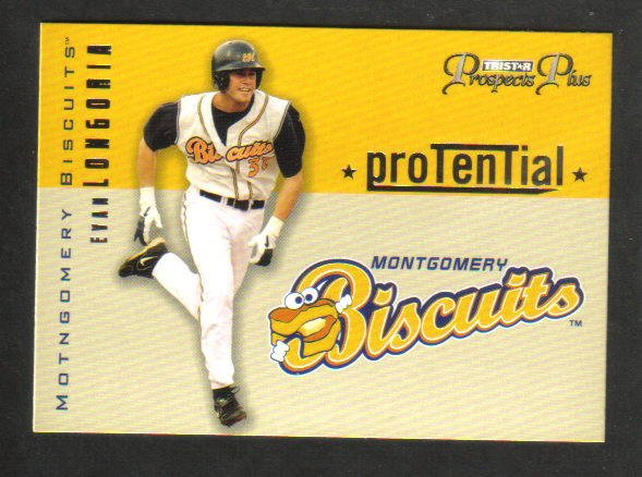 EVAN LONGORIA - 2006 Tristar Prospects Plus