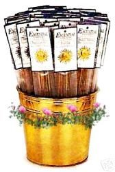 Red Ginger Escential Essences Stick Incense