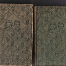 Five old Bobbsey Twin Hardcovers