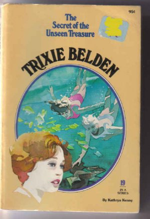 Trixie Belden The Secret of the Unseen Treasure