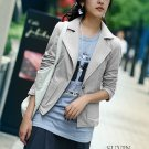 Smart Casual Grey Coat C0401KP