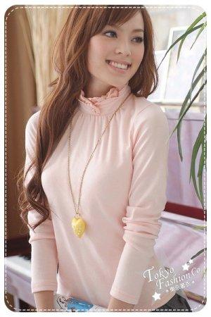Smart Princess Mid-neck OL Tee C0404PX
