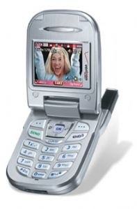 Verizon Wireless Audiovox Camera Phone