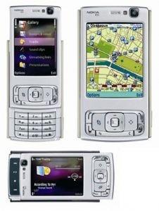 Nokia N95 Mobile Celluiar Phone Unlocked