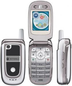 Motorola Quad - Band Gsm Cell Phone Unlocked