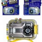 Cobra Digital 5.0 Megapixel 4*Digital Zoom Camera & Underwater Case