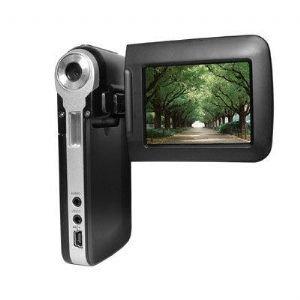 5.2 Megapixel Digital Video Camera