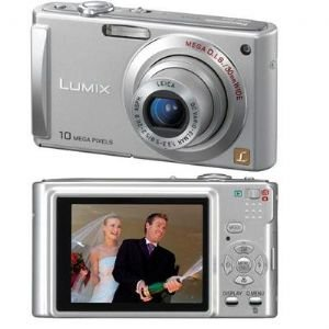 Camera 10.1 Megapixel Silver DSC