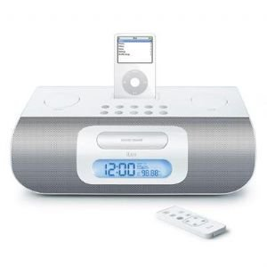Electronic Bluetooth iPod Audio System