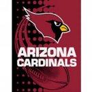 Arizona Cardinals NFL Royal Plush Blanket ( Flash Series )  ( 60*80 )