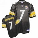 Ben Roethlisberger #7 Pittsburgh Steelers Youth NFL Replica Player Jersey ( Large )