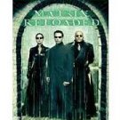 The Matrix Reloaded DVD