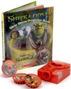Shrek Slide Show Projector Book