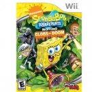 Spongebob Globs of Doom Wii Game