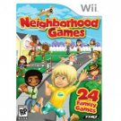 Neighborhood Wii Video Game