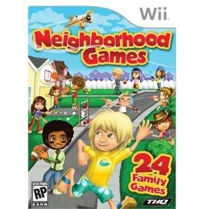 Neighborhood Wii Video Game
