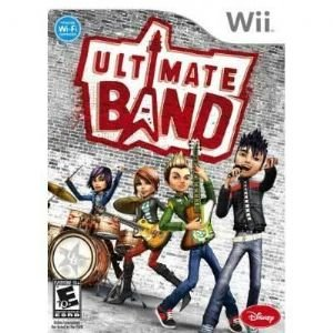 Ultimate Band Wii Video Game