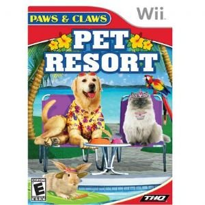 Paw & Claws Pet Resort Wii Game