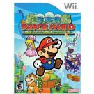 Super Paper Mario Wii Video Game