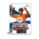 Tiger Wood PGA Tour 09 Wii Game