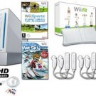 Nintendo Wii Video Game System HD Ready 4 Player Wii