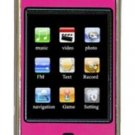 2GB Touch Screen Personal Media Player ( Pink )