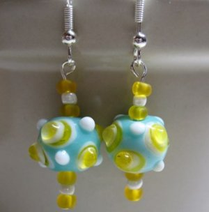 Bumpy Earrings