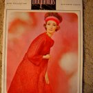 Vintage 50's/60's Reynolds Designer Coats Knitting Pattern Book!!