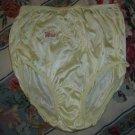 SILKY NYLON (Incl. Gusset!) Vintage Style Panties by So-En! M