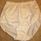 Vintage Acetate & Nylon Panties w/Stretch Lace, Size 6