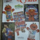 Simplicity Sewing Pattern 8139, Elmo Clothing/Accessories; Uncut!