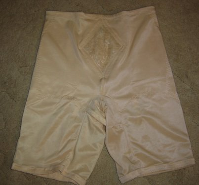 Vintage Rago of NY Girdle Panties with Garters Sz. 38 NWOT!