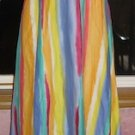 Tommy Hilfiger Tie Dye Dress Sundress! Rainbow Colors, Sz. 4
