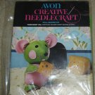 Vintage AVON Needlecraft Doll-Making Kit: House Mouse