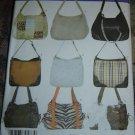 Donna Lang Simplicity Sewing Pattern #3828, PURSES!