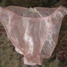 Victoria's Secret Satin Flutter Panties, Sz. M/6