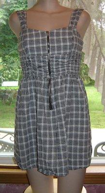 Forever 21 Summer Sundress Mini Dress, Sz. S