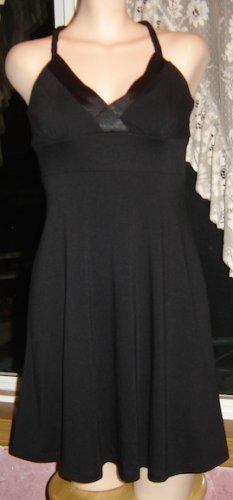 Sexy Little Black Mini Dress by American Rag, XS